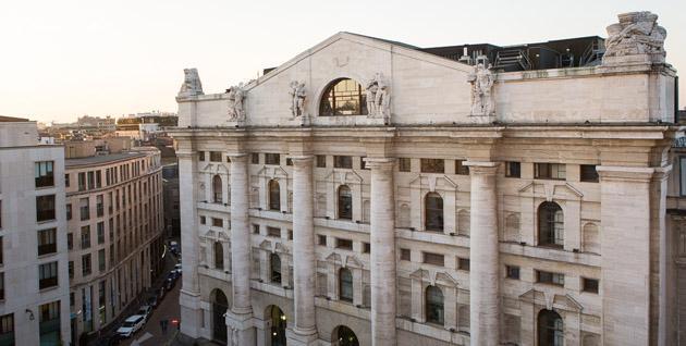 La Borsa di Milano chiude in rialzo ftse mib +0,46%