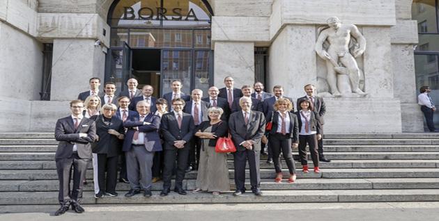 a3ebd599ff Borsa Italiana dà il benvenuto a CAREL su STAR
