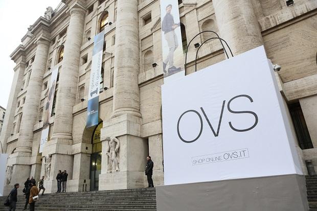 7521d312ed 2 marzo 2015: OVS debutta sul listino principale di Borsa Italiana