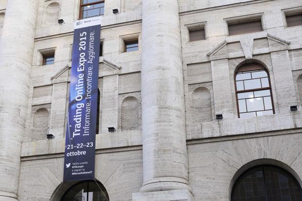 Trading online expo di borsa italiana